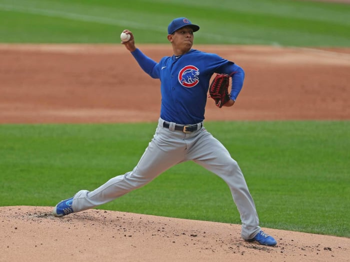 Chicago Cubs: Adbert Alzolay