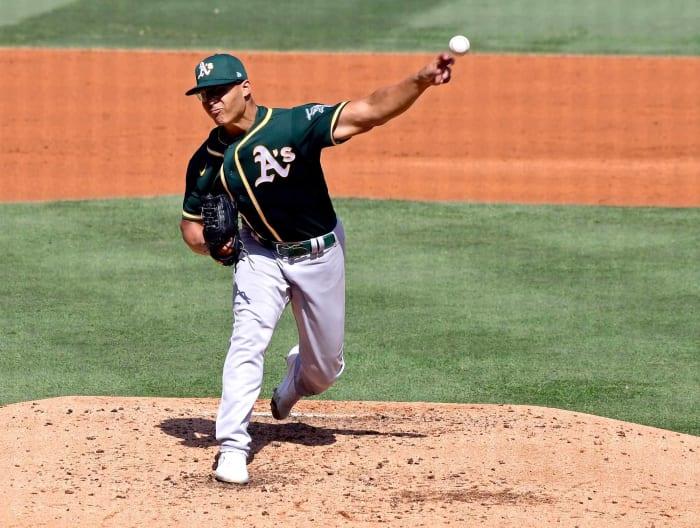 Oakland Athletics: Jesus Luzardo