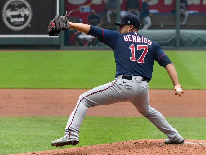Jose Berrios, SP  Minnesota Twins