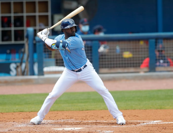 Tampa Bay Rays: Randy Arozarena, AL Rookie of the Year
