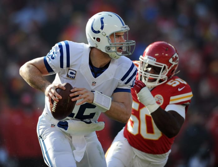 Indianapolis Colts: Andrew Luck