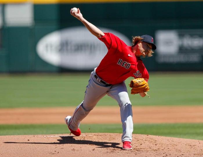 Boston Red Sox: Upside starting pitchers