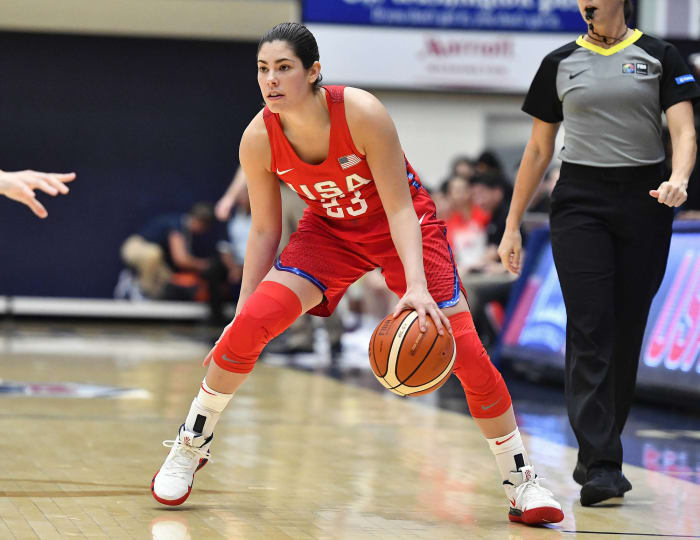 Kelsey Plum (women's 3x3 basketball)