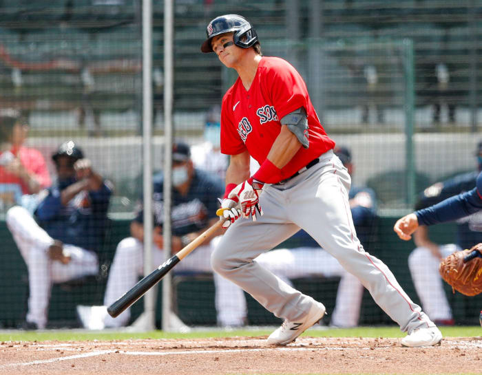 Boston Red Sox: Bobby Dalbec, AL Rookie of the Year