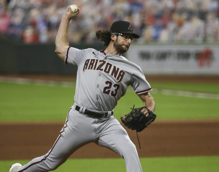 Arizona Diamondbacks: Zac Gallen, NL Cy Young