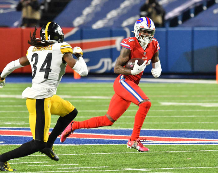 Vikings-Bills' Stefon Diggs swap produces win-win result