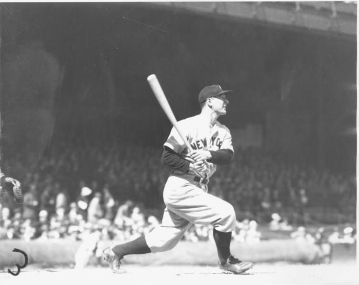 Gehrig wows as a high school player