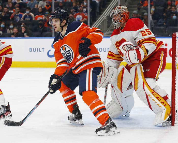 Zach Hyman, Edmonton Oilers