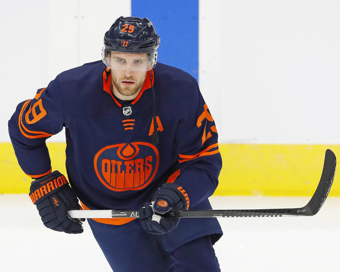 MVP: Leon Draisaitl, Edmonton Oilers