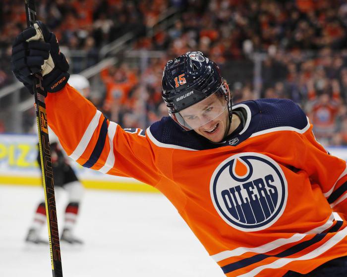 Forward: Josh Archibald (Edmonton Oilers)