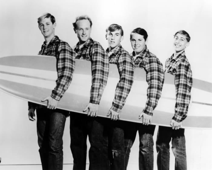 """""""Surfin' Safari"""" (1962)"""