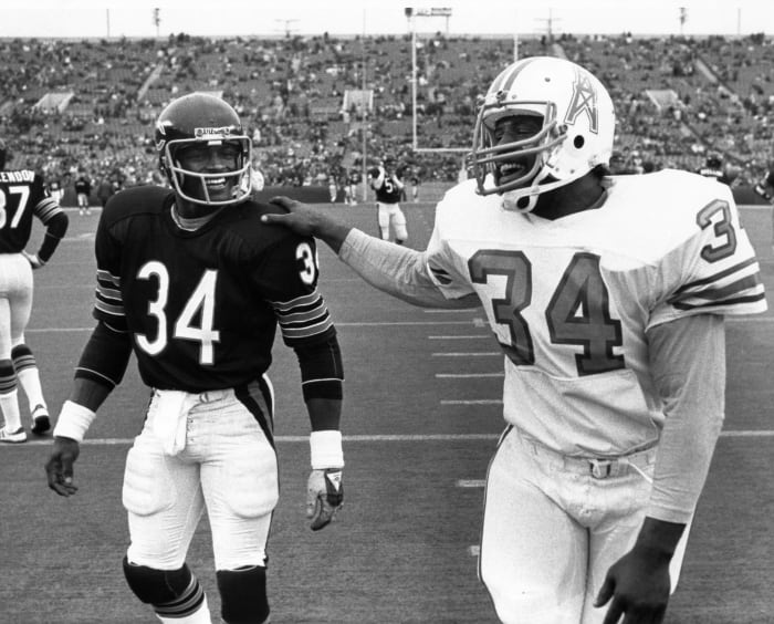 Earl Campbell, 1980