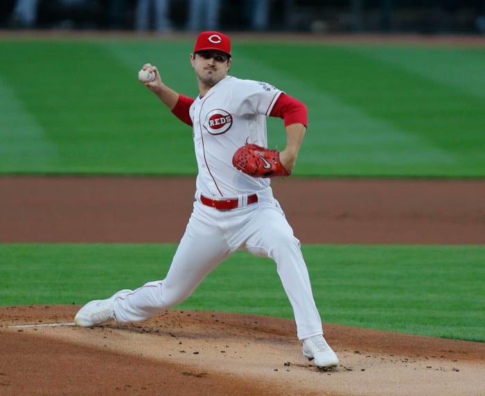 Cincinnati Reds: Tyler Mahle