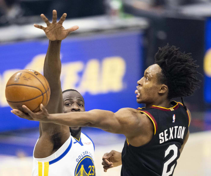 Collin Sexton, Cleveland Cavaliers