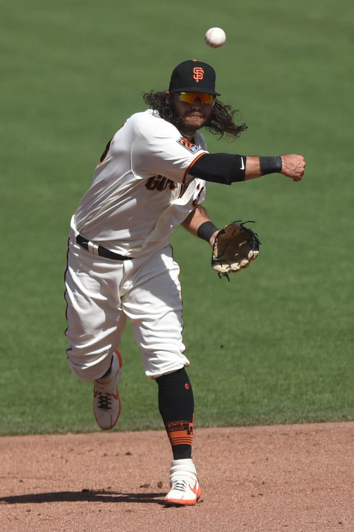 Brandon Crawford, SS  San Francisco Giants