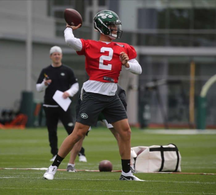 New York Jets: Zach Wilson, QB