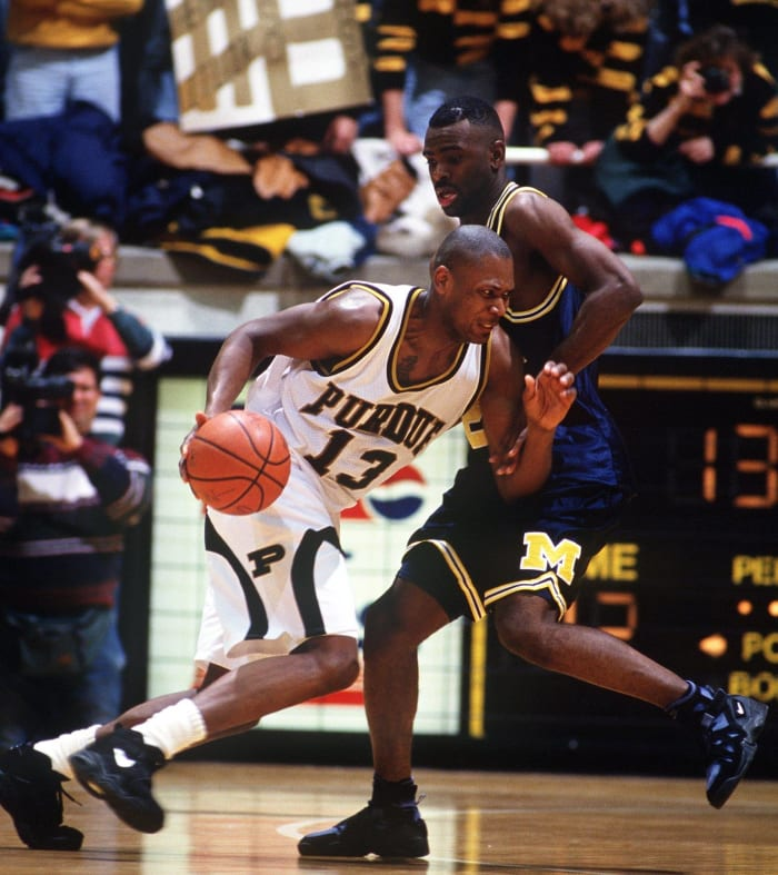 Glenn Robinson, Purdue (1993-'94)