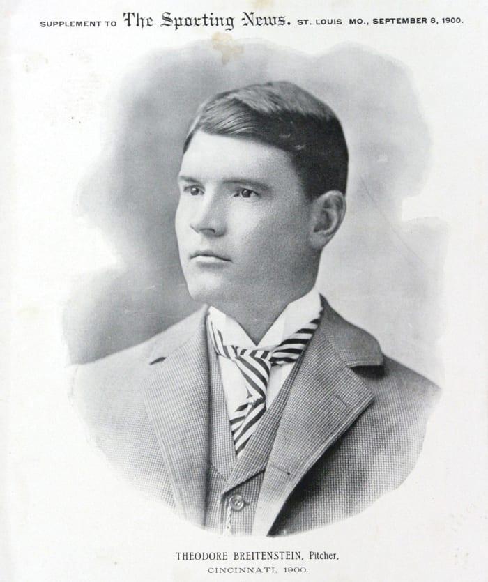 Ted Breitenstein
