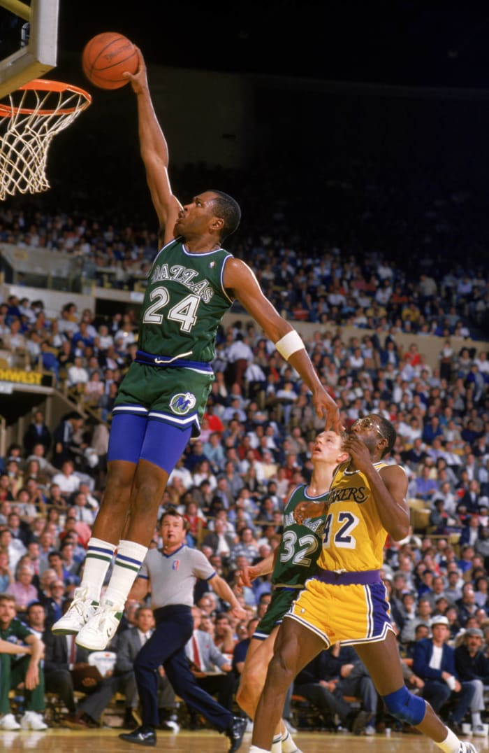 Dallas Mavericks: Mark Aguirre
