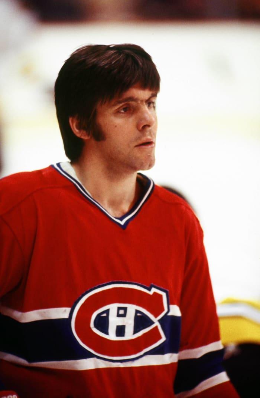 1969: Rejean Houle, RW, Montreal Canadiens
