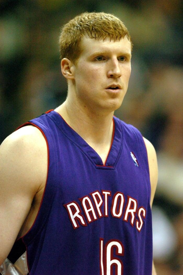Dallas Mavericks - Matt Bonner (45)
