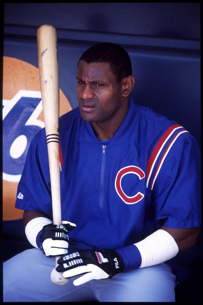 Sammy Sosa, 1993, 1995