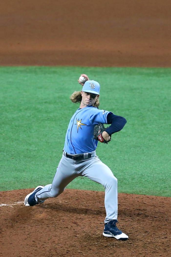 Tampa Bay Rays: Shane Baz, RHP