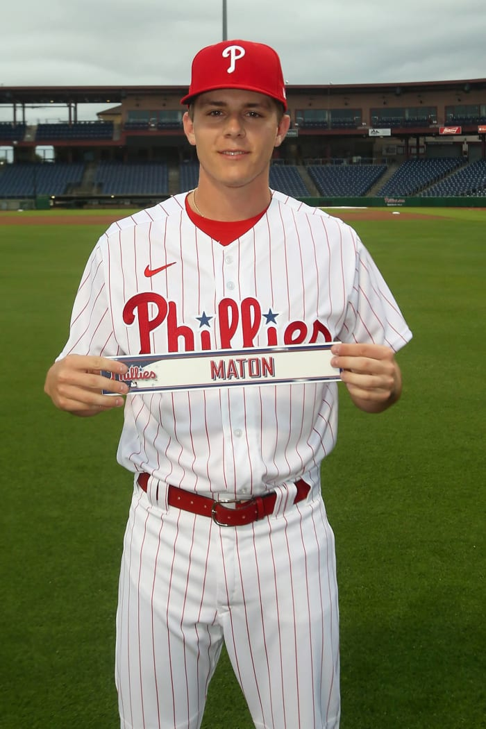 Philadelphia Phillies: Nick Maton, SS