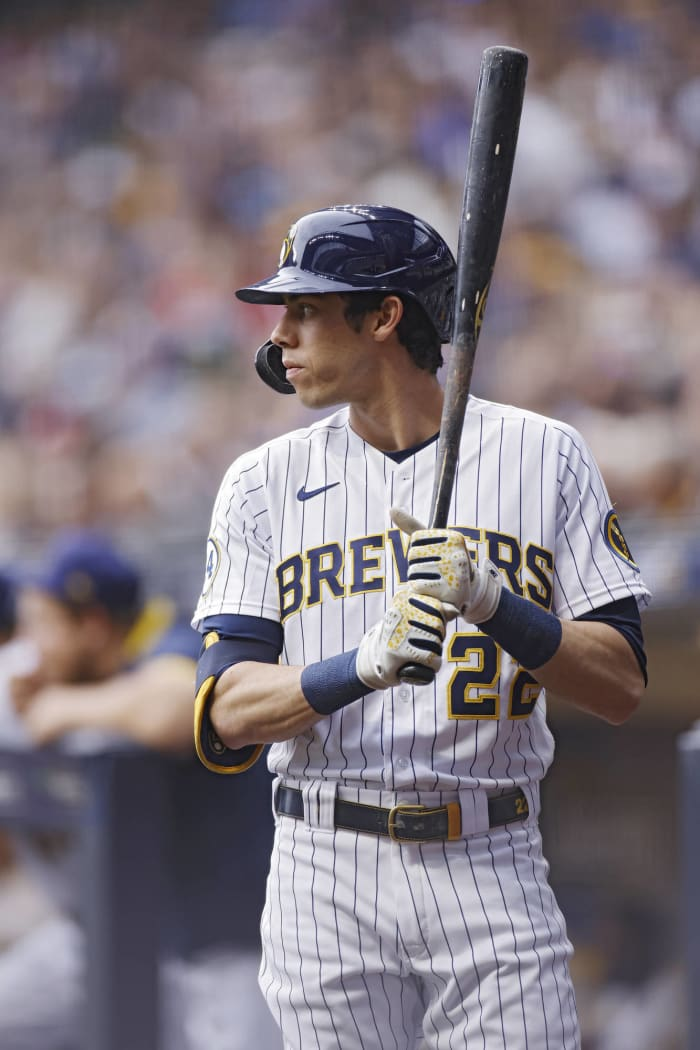 Christian Yelich has a monster second half