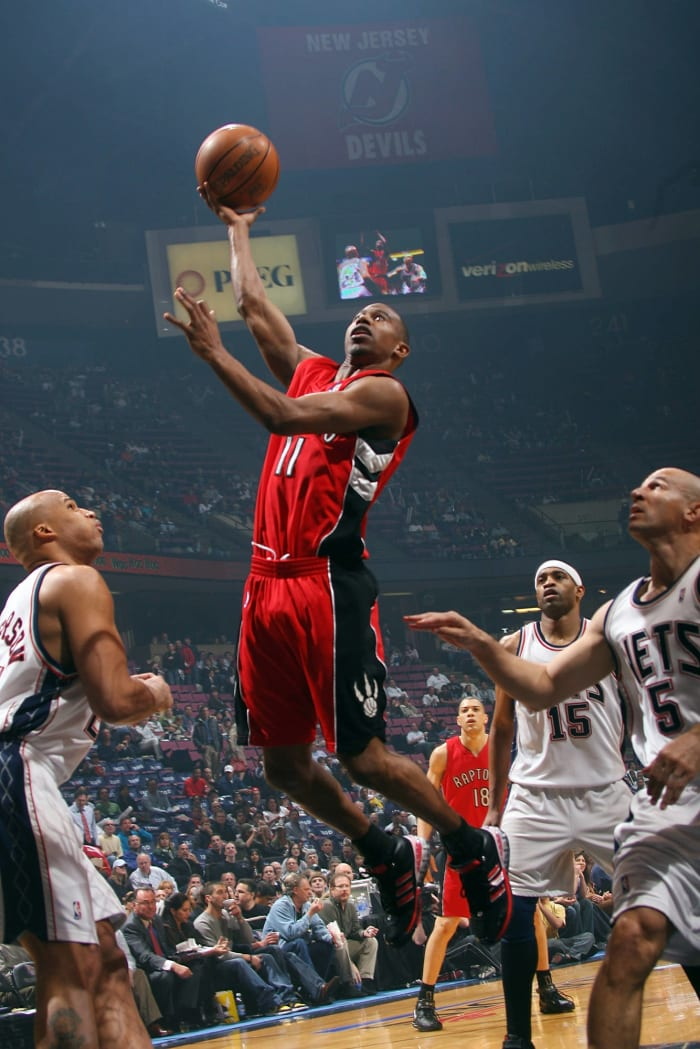 Memphis Grizzlies - T.J. Ford (8)