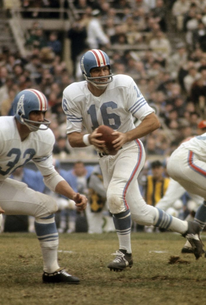 1965: Chiefs at Oilers, Week 7