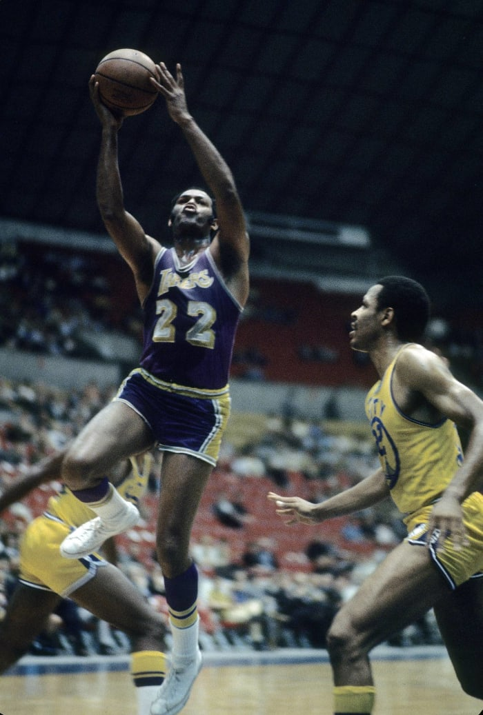 Los Angeles Lakers: Elgin Baylor