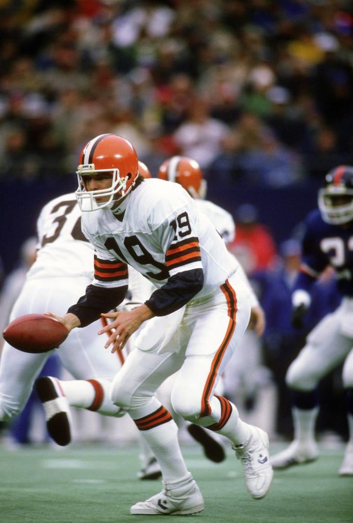 1985: Browns at Giants, Week 13