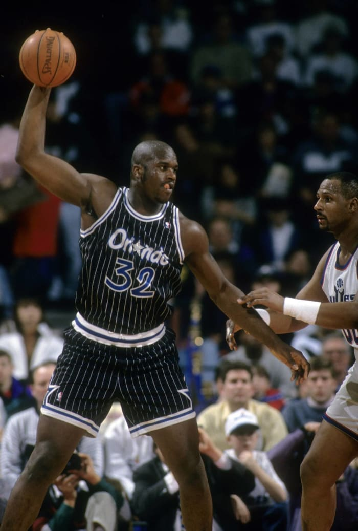 Shaq goes first overall to the Magic