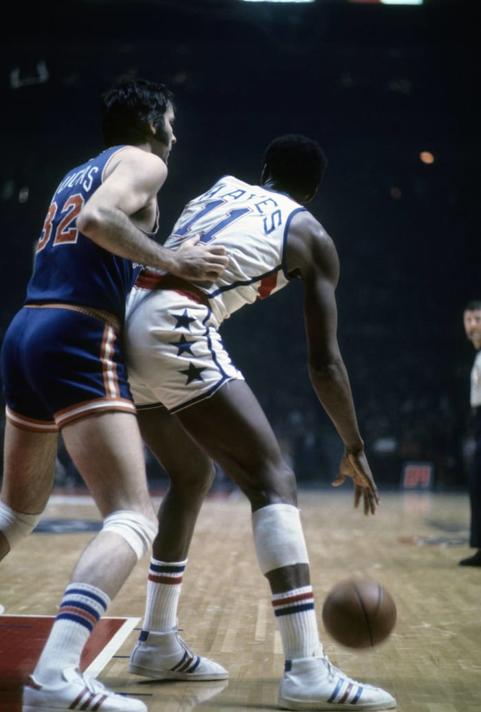 Bullets over Broadway, and the Knicks (1971)
