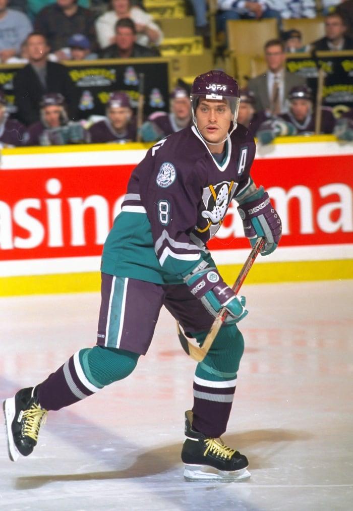 Anaheim Ducks: Teemu Selanne
