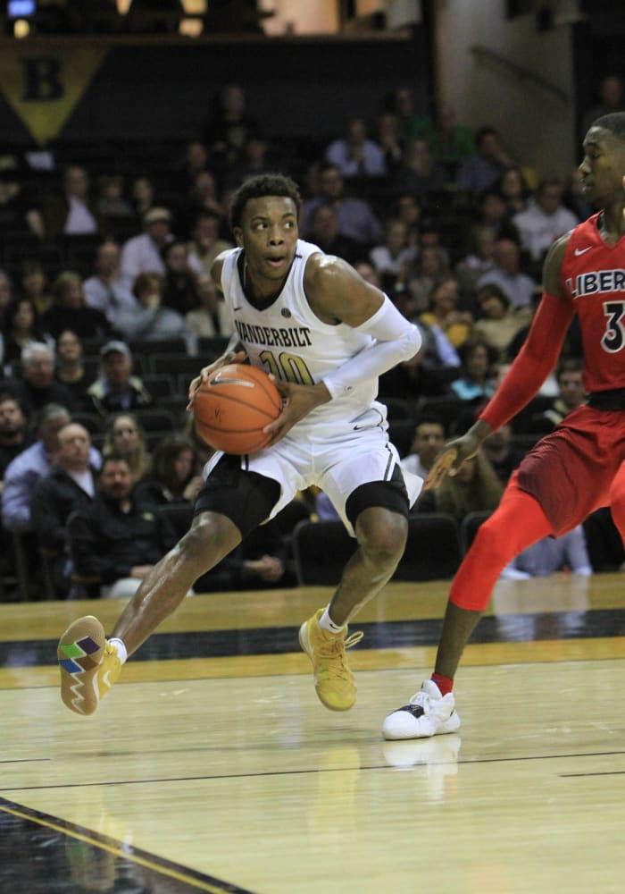 Chicago Bulls: Darius Garland, Vanderbilt