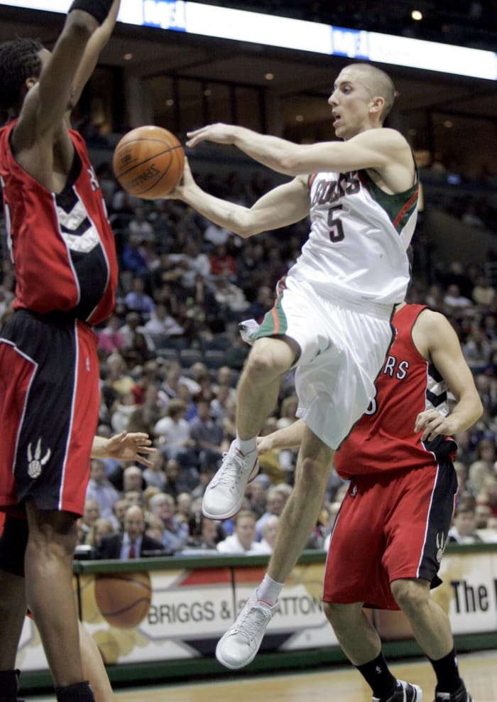 New Jersey Nets - Steve Blake (38)