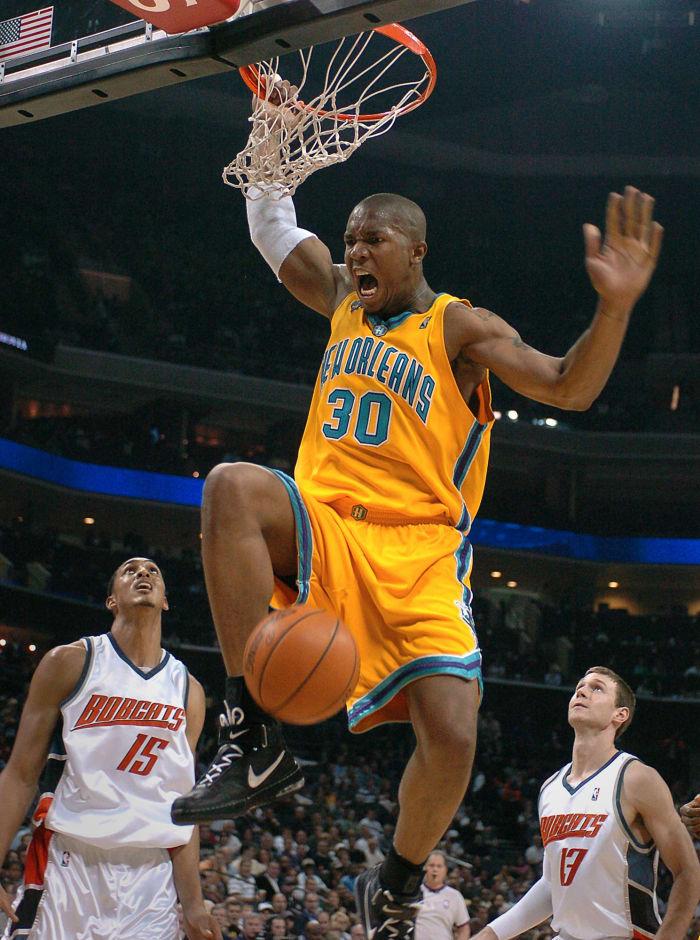 Miami Heat - David West (18)