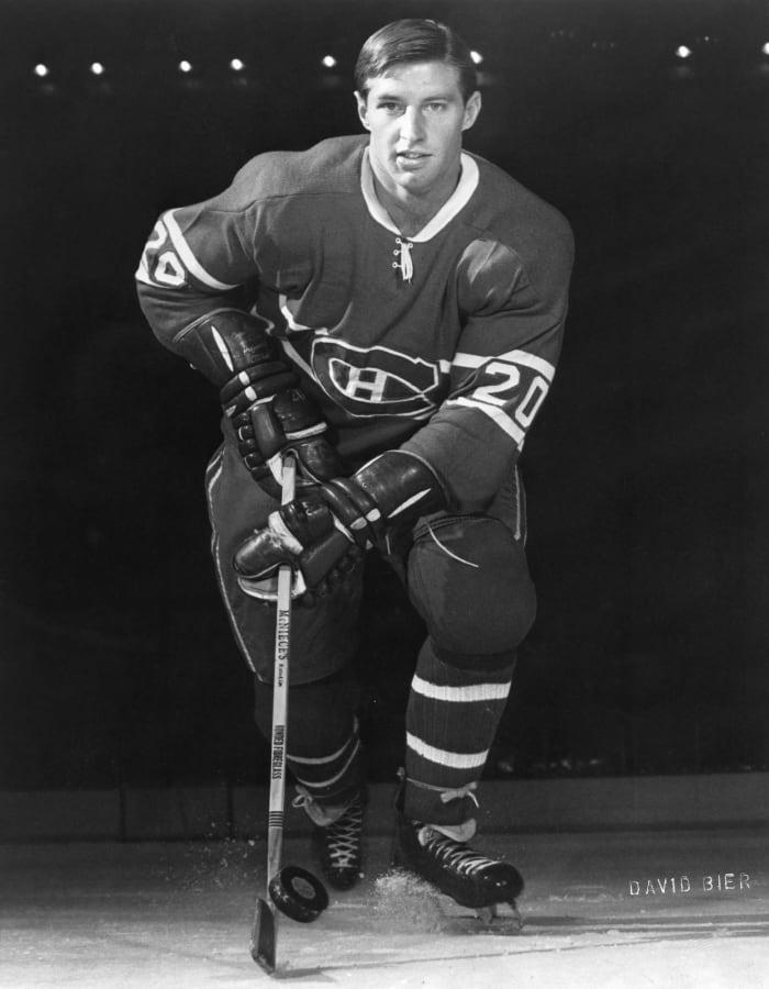 1963: Garry Monahan, C, Montreal Canadiens