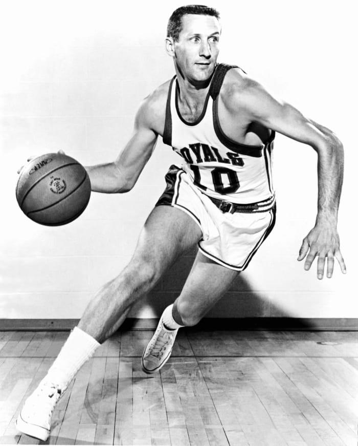 1966: The unlikeliest All-Star MVP