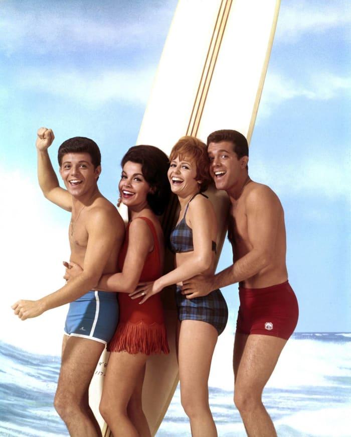 """""""Beach Blanket Bingo"""" (1965)"""