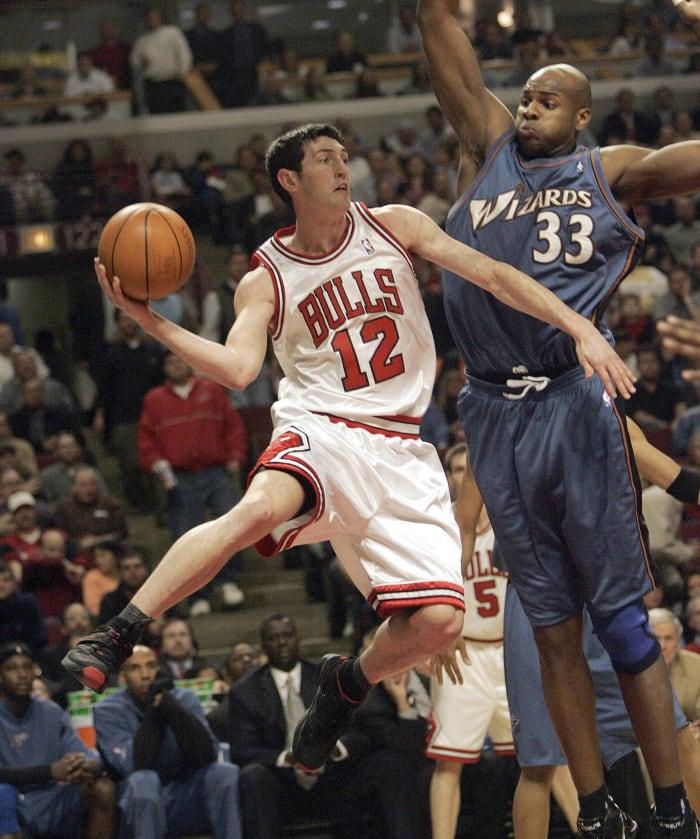 Chicago Bulls - Kirk Hinrich (7)