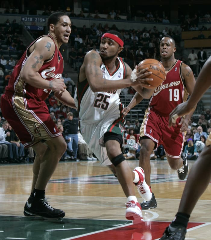 Golden State Warriors - Mo Williams (47)