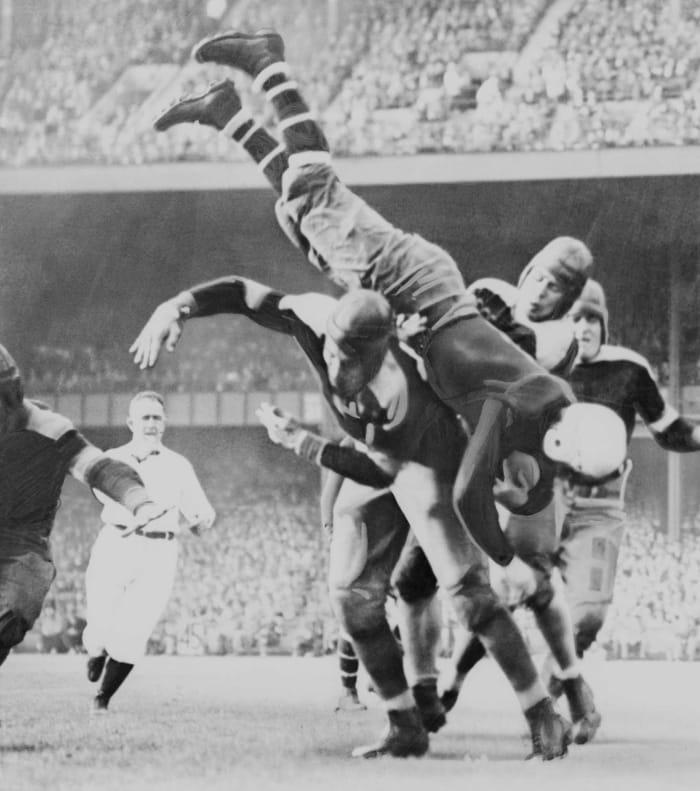1927: Jack McBride, FB, New York Giants