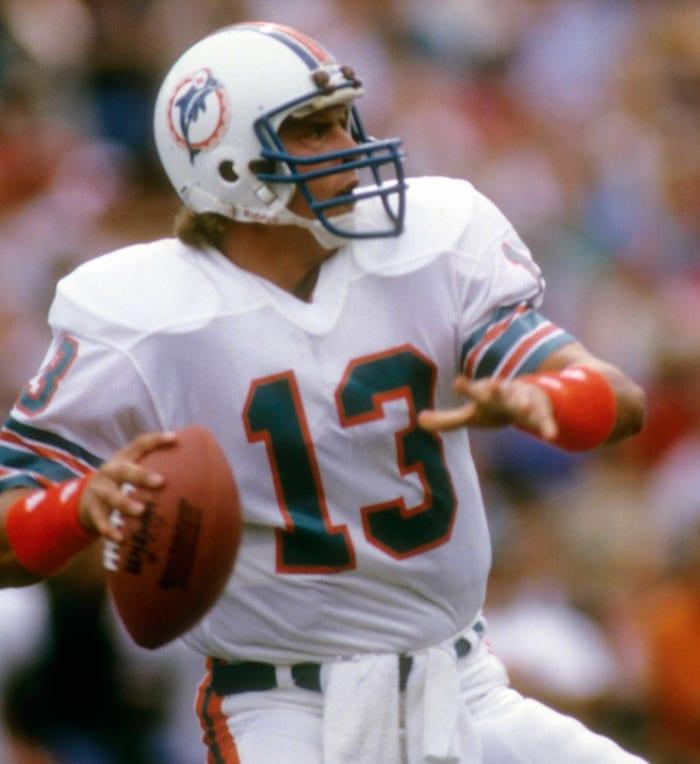 1986: Dan Marino, QB, Miami Dolphins