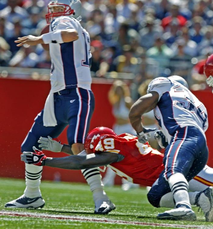 2008: Pollard's hit rocks Brady, NFL
