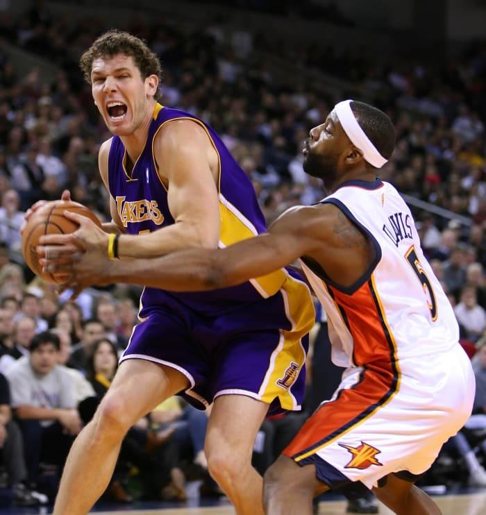 Los Angeles Lakers - Luke Walton (32)