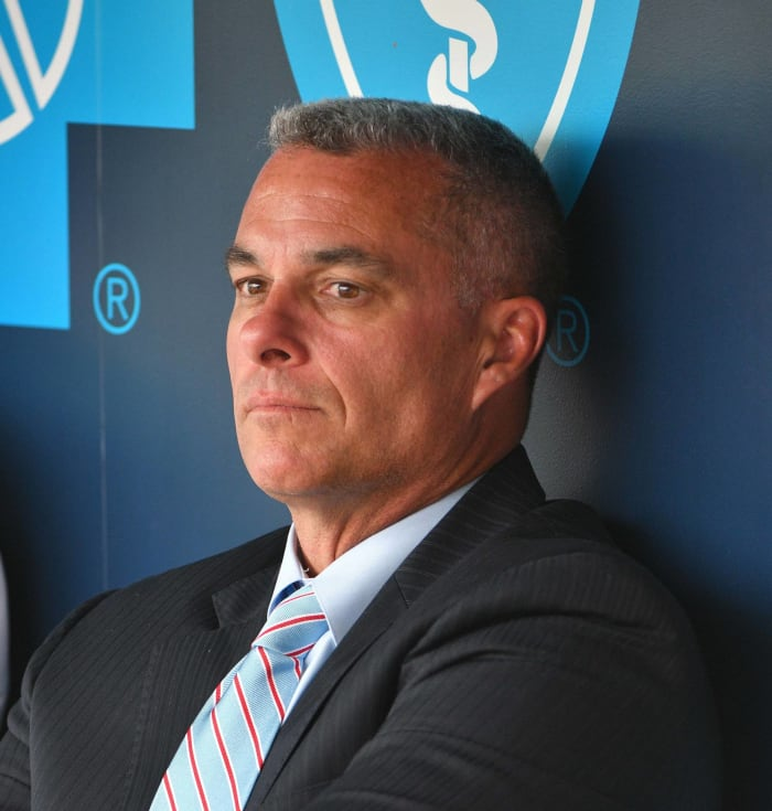 Kansas City Royals: Dayton Moore, AL Executive of the Year