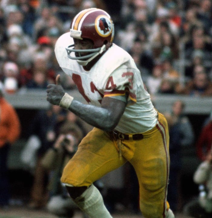 1972: Larry Brown, RB, Washington Redskins